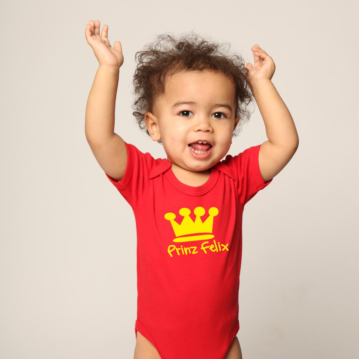 Baby Kleidung gestalten